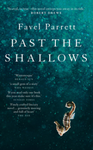 FAVEL PARRETT Past the Shallows. Reviewed by Linda Funnell