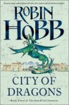 ROBIN HOBB City of Dragons, Book Three of the Rain Wild Chronicles. Reviewed by Jean Bedford